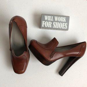 Calvin Klein Briah Platform Heel